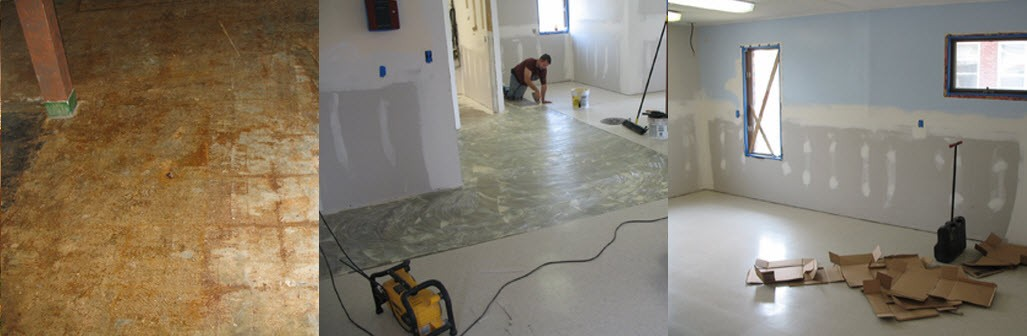 Benefits Of Stripping Waxing Commercial Industrial Vinyl